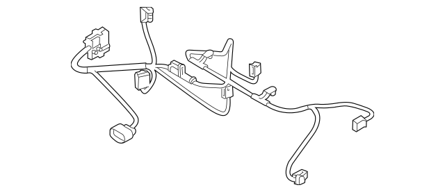 2010-2014 Ford Mustang Wire Harness AR3Z-18B574-A