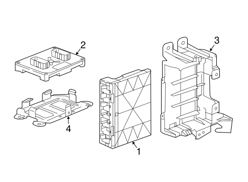 Saturn Body Control Module Saturn Camshaft Position Sensor