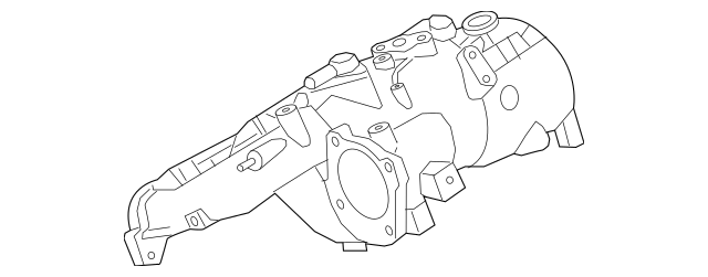 Genuine OEM Intake Manifold Part# 28310-2C600 Fits 2010