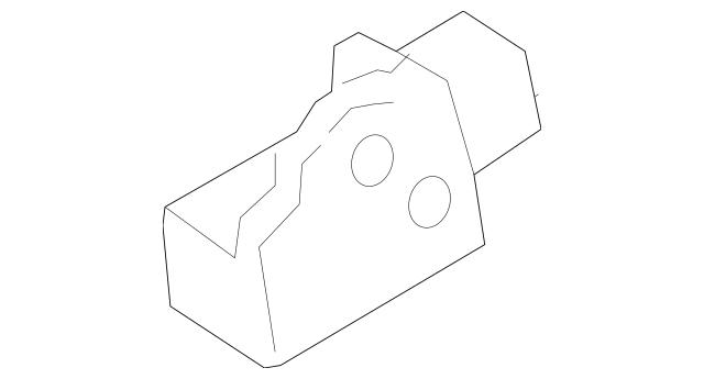 2014-2016 Honda ODYSSEY 5-DOOR Sensor Assembly, Side