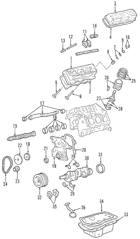 Circuit Electric For Guide: 2007 buick lucerne engine diagram