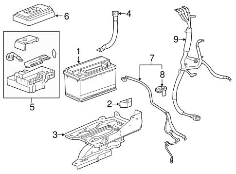YUKON XL FUSE BOX - Auto Electrical Wiring Diagram