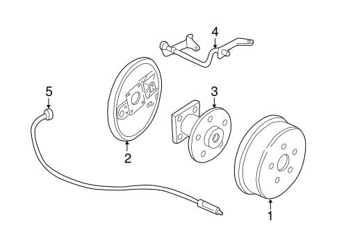 Wiring Diagram: 31 2002 Buick Century Brake Line Diagram