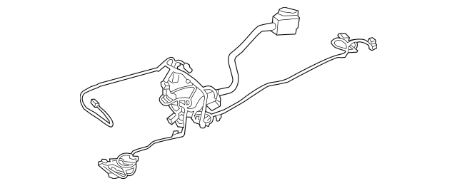 Buy this Genuine 2017-2019 Ford Fusion Wire Harness HG9Z
