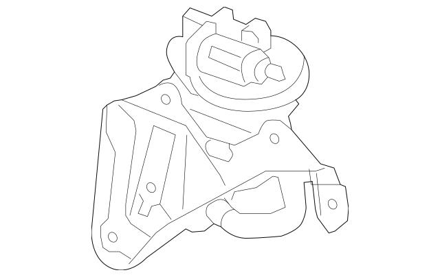 2005-2014 Volkswagen Leak Detect Pump 1K0-906-201-D