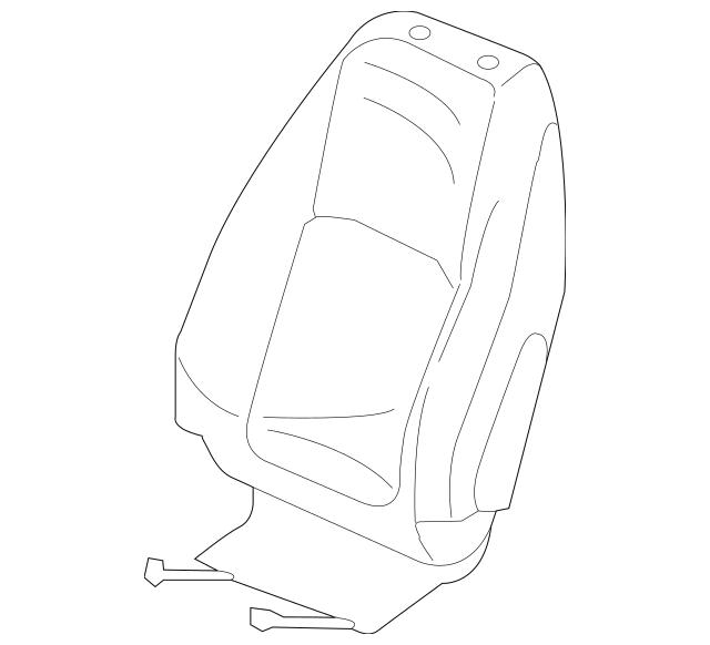 2018-2020 Honda ODYSSEY 5-DOOR Cover Set, R Trim *YR507L