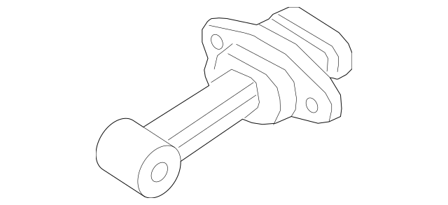Genuine OEM Torque Rod Part# 21950-3X000 Fits 2014-2018