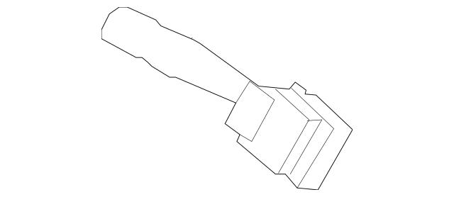 2010-2013 Acura MDX 5-DOOR Switch Assembly, Lighting