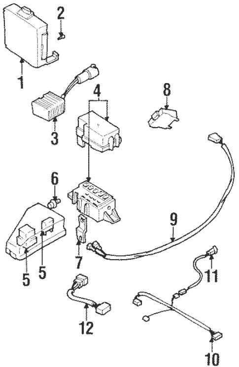 Condenser, Compressor & Lines for 2000 Suzuki Swift