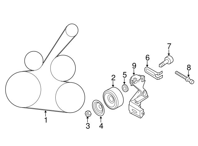 2015 Nissan Altima Serpentine Belt Diagram