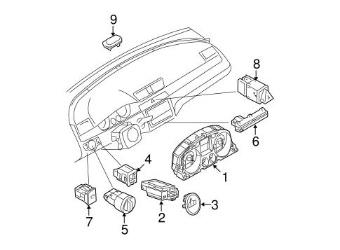 Automatic Temperature Controls for 2008 Volkswagen Passat