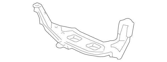 2007-2011 Honda ELEMENT 5-DOOR Bracket, Canister 17360-SCV