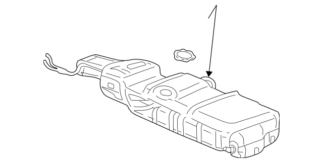 Service manual [Remove Fuel Tank On A 2002 Buick