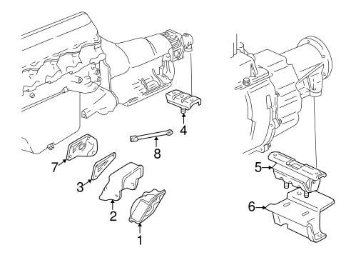 Gm Fuel Filter With Bracket