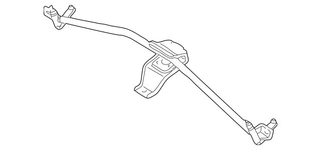 Discount Genuine OEM 1996-2000 Audi Wiper Transmission 8D1