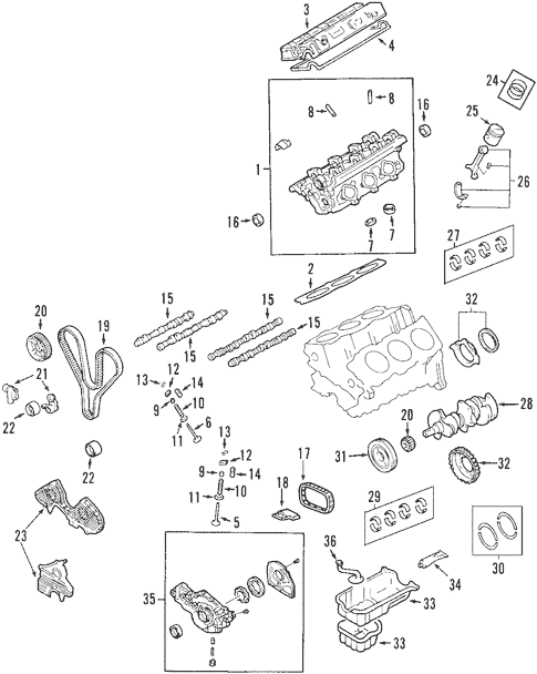 Wiring Diagram PDF: 2003 Hyundai Tiburon Engine Diagram