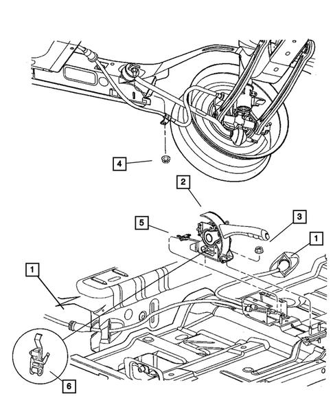 2004 Dodge Neon Rear Suspension Diagram : Energy