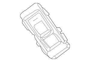 Buy this Genuine 2006 Mitsubishi Raider Window Switch