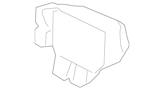 Original Rfc Unit (Denso) for 2005-2012 Acura RL SEDAN