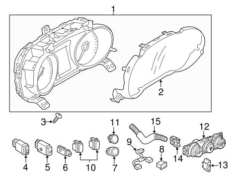 Automatic Temperature Controls for 2015 Mitsubishi