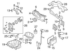 1998-2012 Subaru TIMING BELT [ 1999-2008 Forester 2.5