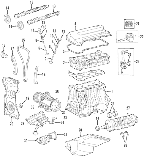 Ford Ranger Cooling System