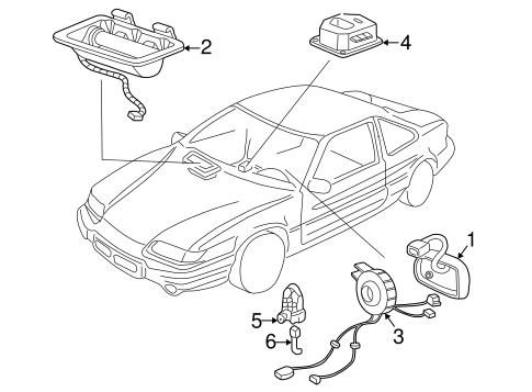 67 Pontiac Coil Wiring Diagram