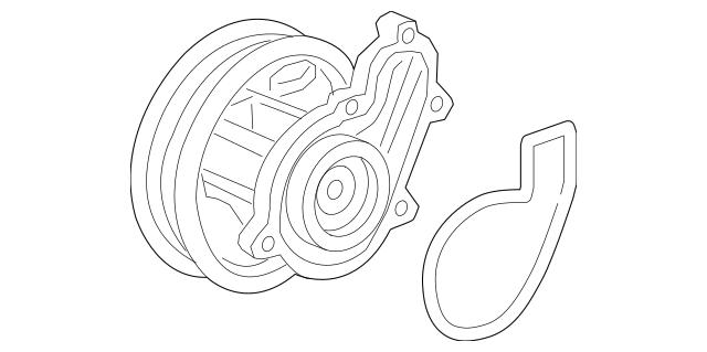 2018-2020 Honda ACCORD SEDAN Water Pump 19200-6A0-A01
