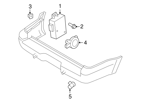 Electrical Components for 2007 Ford Explorer Sport Trac