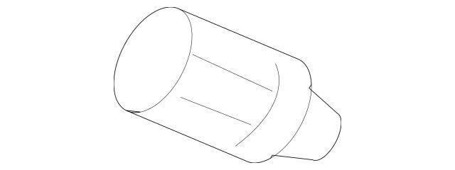 1999-2020 Acura Nut, Wheel (Sato Rashi) 90381-S87-A01