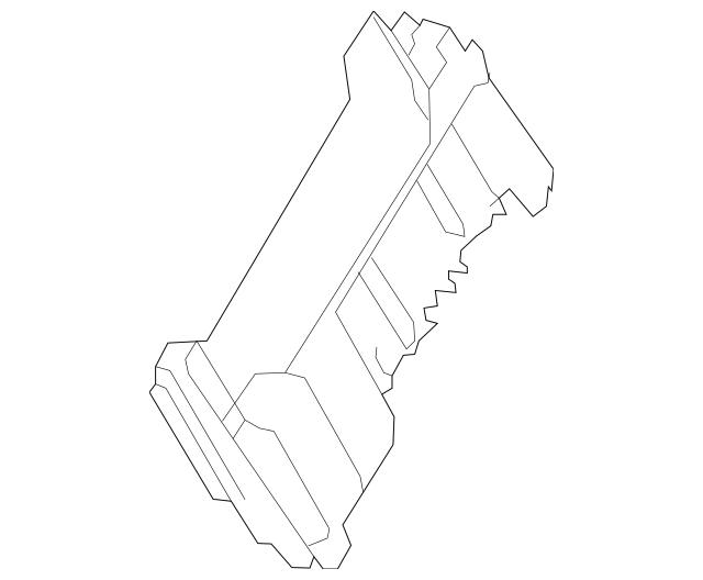 2013-2019 Nissan Altima Pathfinder Fuse & Relay Box OEM
