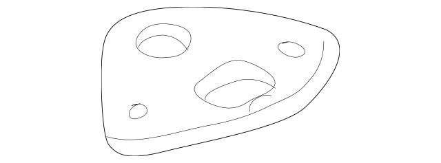1986-2020 Acura Gasket, Egr Valve (Ishino Gasket) 18715