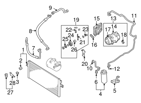Fuse Box For 2004 Nissan Xterra. Fuse. Wiring Diagram
