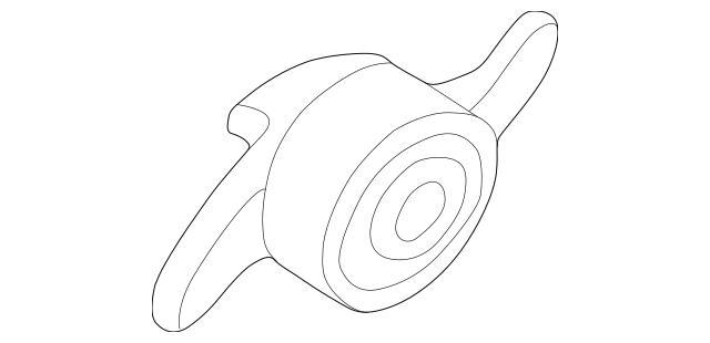 2001-2003 Hyundai Elantra Speaker 96310-2D500