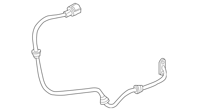 2005-2018 Nissan Frontier ABS Sensor 47901-9CA6A