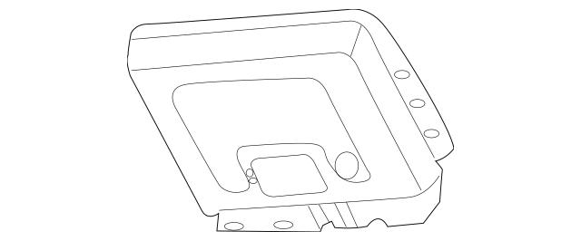 2009-2012 Mercedes-Benz Control Module 230-900-02-00