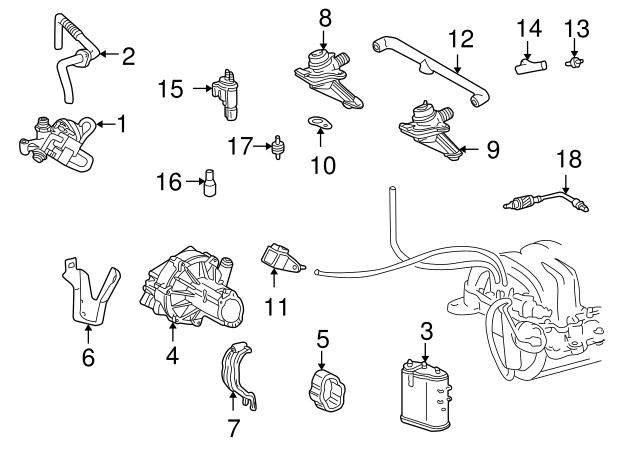 1996 Mercedes C280 Vacuum Diagram. Mercedes. Auto Wiring