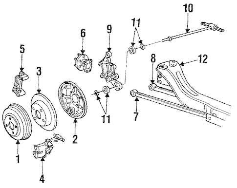 Gmc Jimmy Front Suspension Diagram, Gmc, Free Engine Image