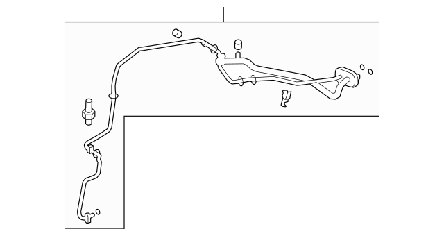 2010-2015 Honda CROSSTOUR 5-DOOR Pipe Assembly, Air