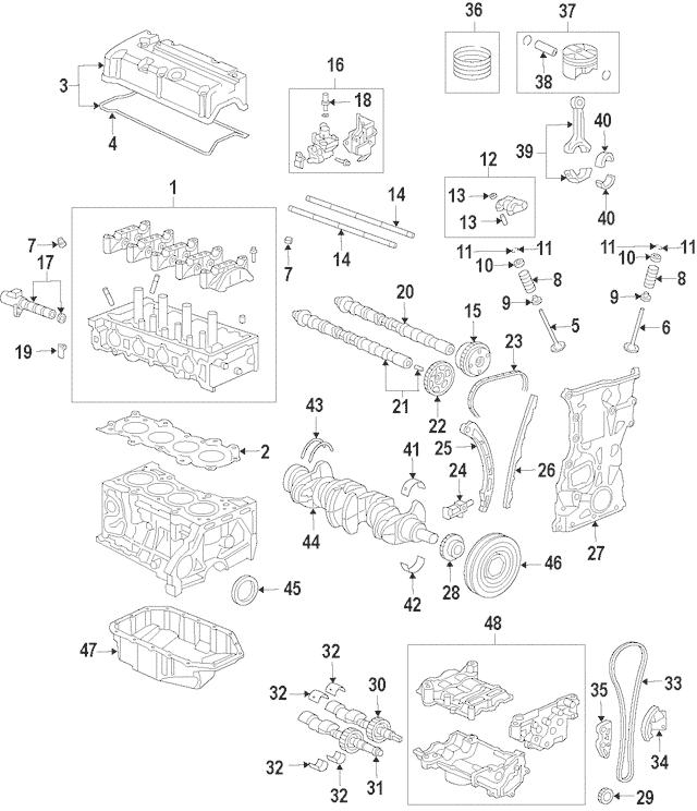 2013-2019 Honda Switch Assembly, Valve Timing Oil Pressure