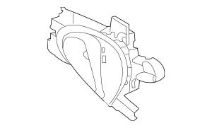 2009-2019 Nissan 370Z Handle, Inside 80671-1EA0A