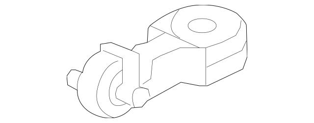 2007-2011 Honda CR-V 5-DOOR Rod, Torque (Upper) (AT) 50880