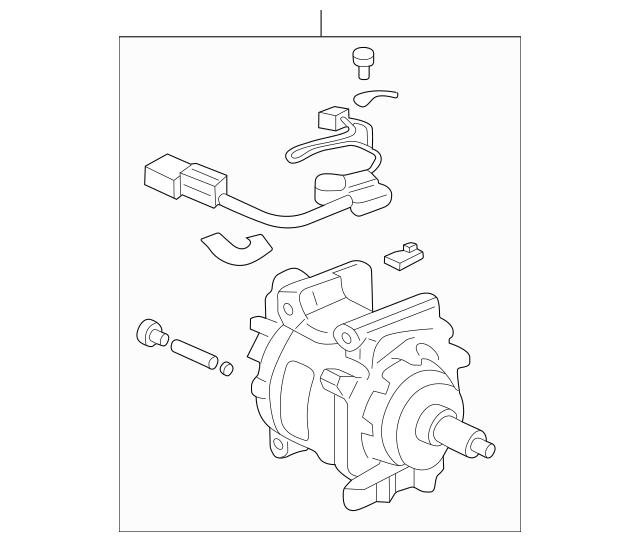 Discount Genuine OEM 1996-2000 Honda Compressor (Denso