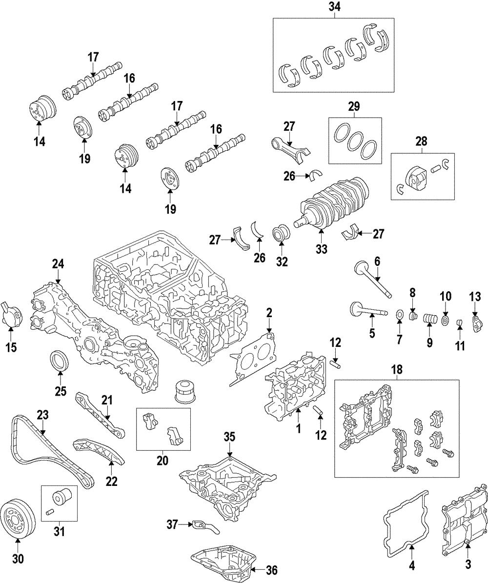 medium resolution of 2 5 subaru h4 engine diagram