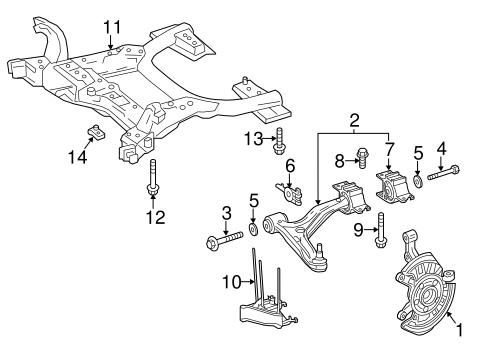 Suspension Components for 2019 Mercedes-Benz CLA 250