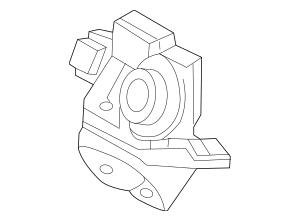 2010-2012 Acura RDX 5-DOOR Lock Assembly, Tailgate (Power