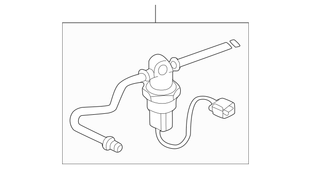 Genuine OEM Pressure Sensor Part# 30793669 Fits 2001-2014