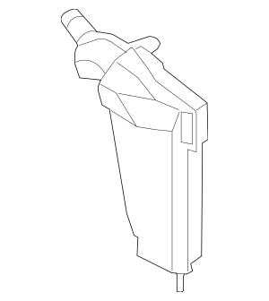 2007-2012 Nissan Versa Resonator Assembly 16585-EL00A