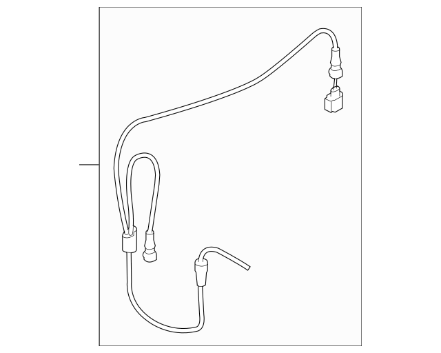 Genuine OEM Wire Harness Part# 420-972-252-A Fits 2008