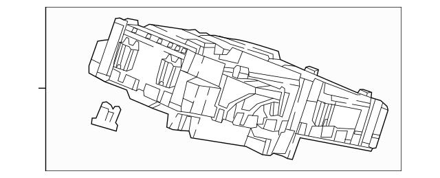 Honda Box Assembly, Fuse (38200-TVA-A01) For Sale
